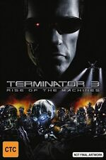 Terminator 3 - Rise Of The Machines (DVD, 2003, 2-Disc Set) R4 🇦🇺Brand New