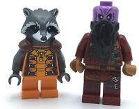 76079 RAVAGER ATTACK lego NEW legos set guardians galaxy ROCKET taserface mantis