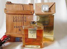 Vintage LUCIEN LELONG PARFUM 6,   2 oz / 60 ml Parfum / Perfume, SEALED,  RARE