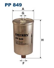 Fuel Filter FILTRON PP 849 for VW GOLF II 1.8 GTI 16V SCIROCCO