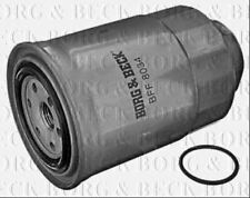 BORG & BECK FUEL FILTER FOR TOYOTA LAND CRUISER DIESEL 4.2 96KW