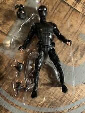 Marvel Legends Stealth Suit Spider-Man 6 inch Action Figure Loose Far From Home