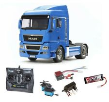 Tamiya MAN TGX 18.540 4x2 XLX - French Blue 2,4GHz Komplettset - 300056350SET