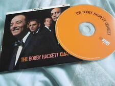 The Bobby Hackett CUARTETO 24 track Digipak Cd Álbum Plaza Música JPM 8805