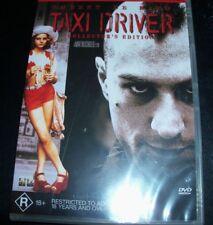 Taxi Driver (Robert De Niro Jodie Foster) (Australia Region 4) Dvd - New