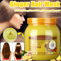 500ML Ginger Moisturizing Hair Mask Damaged Hair Repair Care Treatment Cream