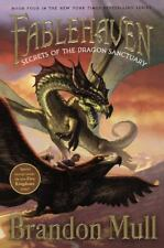 Fablehaven: Secrets of the Dragon Sanctuary 4 by Brandon Mull (2010,...