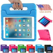 For Apple iPad Air Pro 9.7 inch 5th 6th Gen Kids Safe EVA Foam Handle Case Cover