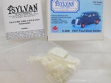 MES-51379Sylvan 1:87 Sedan 1937 Kunststoff Bausatz