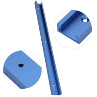 Aluminum Alloy T Slot Miter Track Woodworking Router Table Fixture Workshop Tool