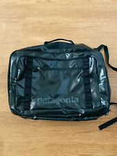 Patagonia Black Hole MLC 45L Carry On Travel Bag / Backpack