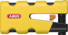 Abus Sicurezza Moto Granit Sledg 77 Grip Giallo Blocca Disco 13/45mm [50966 7]