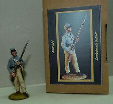 Kronprinz Toy Soldiers, Südstaaten Soldat, ACW004, Figur Maßstab 1/30