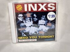 INXS Need You Tonight And Other Hits! NEW 1992                            cd5729
