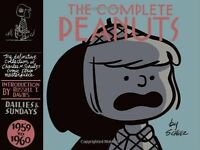 The Complete Peanuts 1959-1960: Volume 5 New Hardcover Book