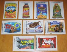 LOW PRICE Wacky Packages cling ANS1 series 1 cling SET