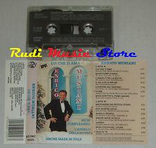 MC ENRICO MUSIANI lui che ti ama LISCIO ITALIAN FOLK dv morerecord cd lp dvd vhs