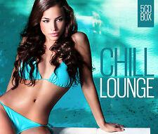 CD Chill Lounge d'Artistes divers 5CDs
