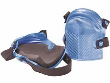 DTA Tradesman ULTRA KNEE PADS Hard Wearing Rubber Outer Soft Foam Insert BLUE