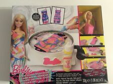 BARBIE  ATELIER COULEURS