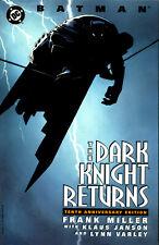 BATMAN, THE DARK KNIGHT RETURNS PAPERBACK,  FRANK MILLER,