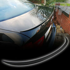 PAINTED E90 BMW 4D SALOON M3-STYLE SPOILER BOOT REAR TRUNK #475Black 328i 328i