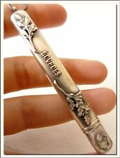 ART NOUVEAU 1900's FRENCH OUR LADY of LOURDES PENCIL F/ CHATELAINE ! SEE MORE !