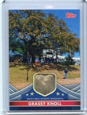 2011 TOPPS GRASSY KNOLL DON McLEAN'S AMERICAN PIE
