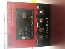 "NEW Jensen 6.2"" Multimedia DVD Receiver"