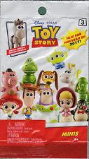 Mattel Disney Pixar Toy Story Minis Series 3 SARGE (New In Bag)