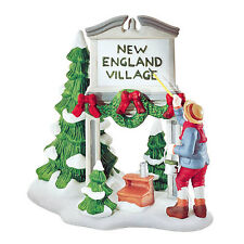 "Dept 56 - ""Fresh Paint"" - #56592 - New England Village Sign"