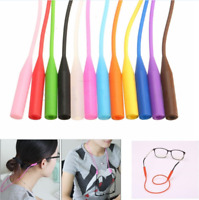 Silicone Candy Eyeglasses Strap Glasses Sunglasses Sports Band Cord Holder