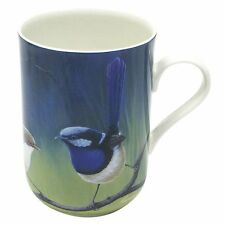 Birds of Australia Katherine Castle Mug, Superb Fairy-Wrens, 300ml
