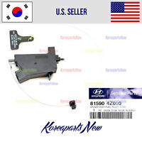 Genuine Hyundai 69510-A5000 Fuel Filler Door Assembly