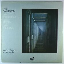 "12"" LP - Mal Waldron - One Entrance, Many Exits - H1380 - cleaned"