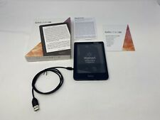 """Kobo Clara HD 6"""" Carta E Ink Touchscreen E-Reader (N249-KU-BK-K-EP)"""