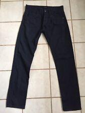 883 Police Milano NEW! Men's Motello Tapered Process 275 Slim Leg Jeans 30x31
