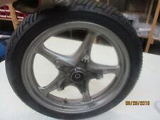 3. SUZUKI VX 800 VS 51 B Felge vorne 3,00 x 18 Vorderrad Reifen 3,1 mm 110/80-18