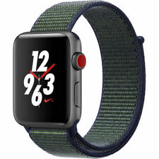 Apple Watch Series 3 42mm Nike+ Cellular Space Gray Case Midnight Fog MQLH2LL/A