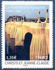 STAMP  / TIMBRE FRANCE ADHESIF NEUF N° 338 ** LE PONT NEUF PARIS COTE 15 €