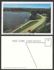 Old Canada Postcard - Callander, Ontario - Bay and Highway