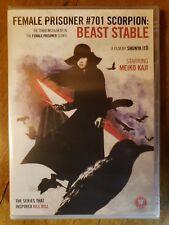 Female Prisoner #701 Scorpion: Beast Stable [DVD] -  Factory Sealed