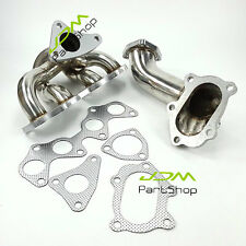 For Toyota Starlet Glanza EP91 EP82 TD04 Turbo Manifold & Decat Conversion Kit