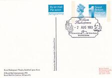 (23357) GB Aircard FDI Prepaid Stratford Shakespeare Stratford 1993