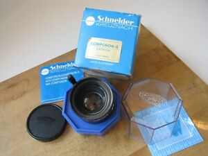 Schneider Kreuznach 50mm f/2.8 Componon-S Enlarging Lens EXC+++