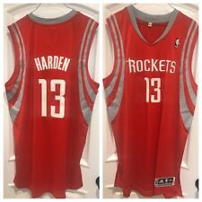 James Harden Rockets Authentic Jersey 2XL (NWOT)