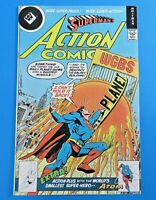 ACTION COMICS #487 Whitman Variant 1978 SUPERMAN DC BRONZE AGE COMIC ~ NM/MT