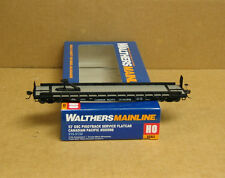 Walthers 910-5129 HO 53' GSC Piggyback Service Flatcar Canadian Pacific CPR