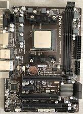 Gigabyte GA-F2A88XM-HD3 Mainboard + AMD Athlon X4 880K