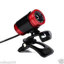 New USB 50MP HD Webcam Web Cam 360° Camera With MIC & Clip For Laptop Desktop PC